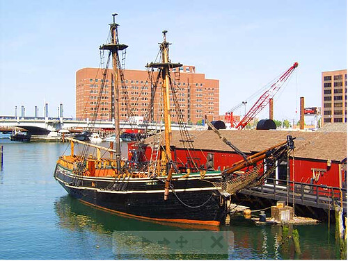 The Boston Tea Party Ship in Boston, MA | by keyweststeamplant