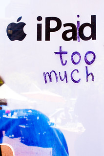 """iPaid too much"" 