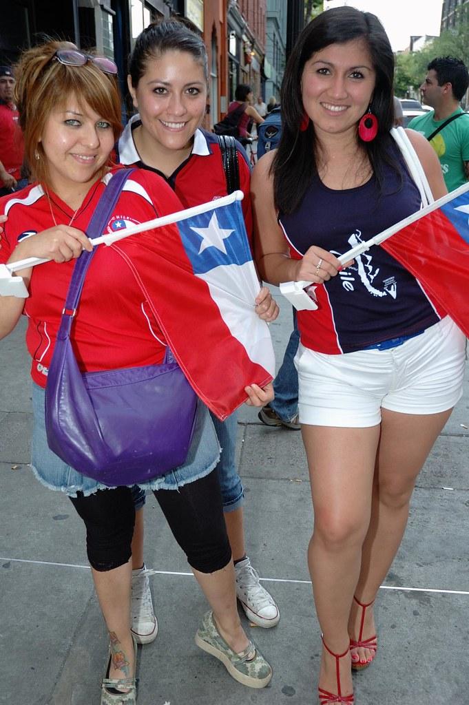 Chilean girls