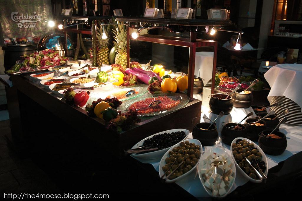 Fogo samba salad appetizer buffet fogo samba for Samba buffet