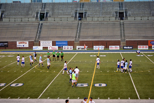 Chattanooga FC vs Tulsa, July 4 12 | by Larry Miller