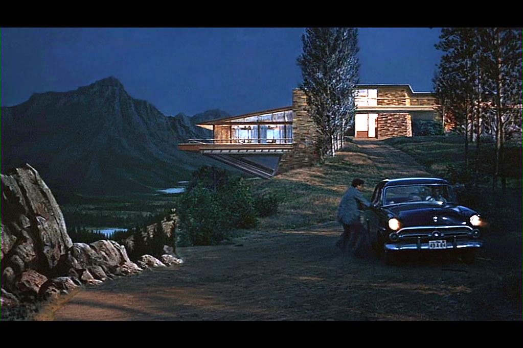 1959 north by northwest vandamm residence s d flickr. Black Bedroom Furniture Sets. Home Design Ideas