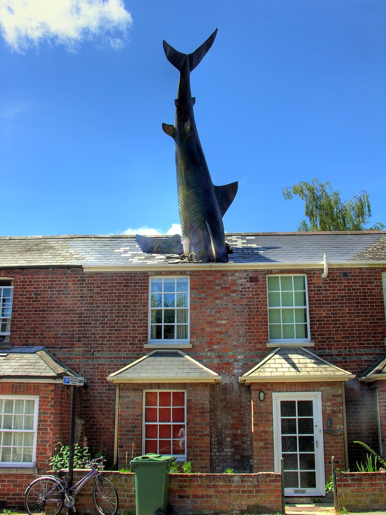 Headington Shark New High Street Headington Oxford