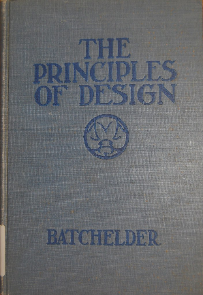 Book Cover Design Principles : Book cover of the principles design