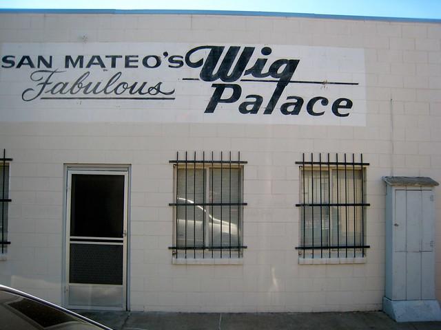 Palace Wigs 58