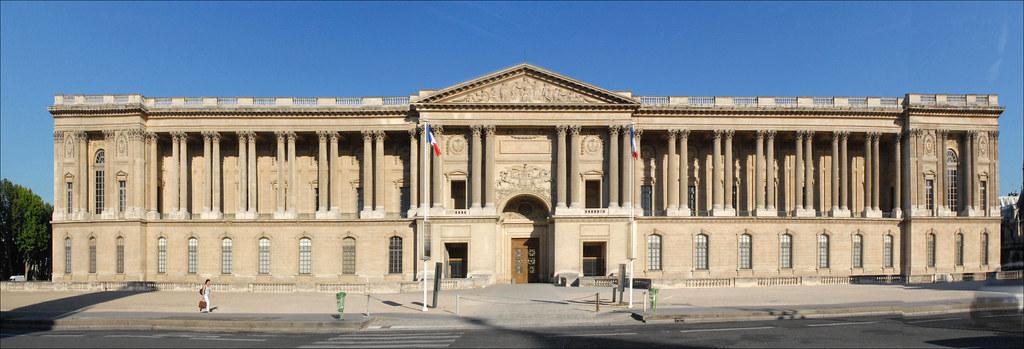 La colonnade du louvre paris erig e sur l 39 ordre de for Aggiornare le colonne del portico