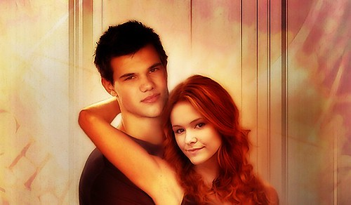 jacob black and renesmee cullen - 500×292