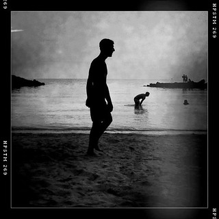 Again on the Beach | by FDV iPhoneography