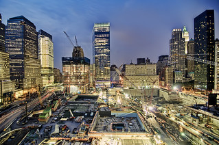 the World Trade Center Site, New York City | by mudpig