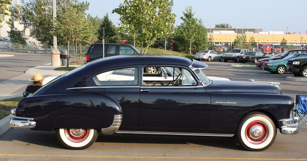1950 pontiac streamliner six 2 door richard spiegelman for 1950 pontiac 2 door