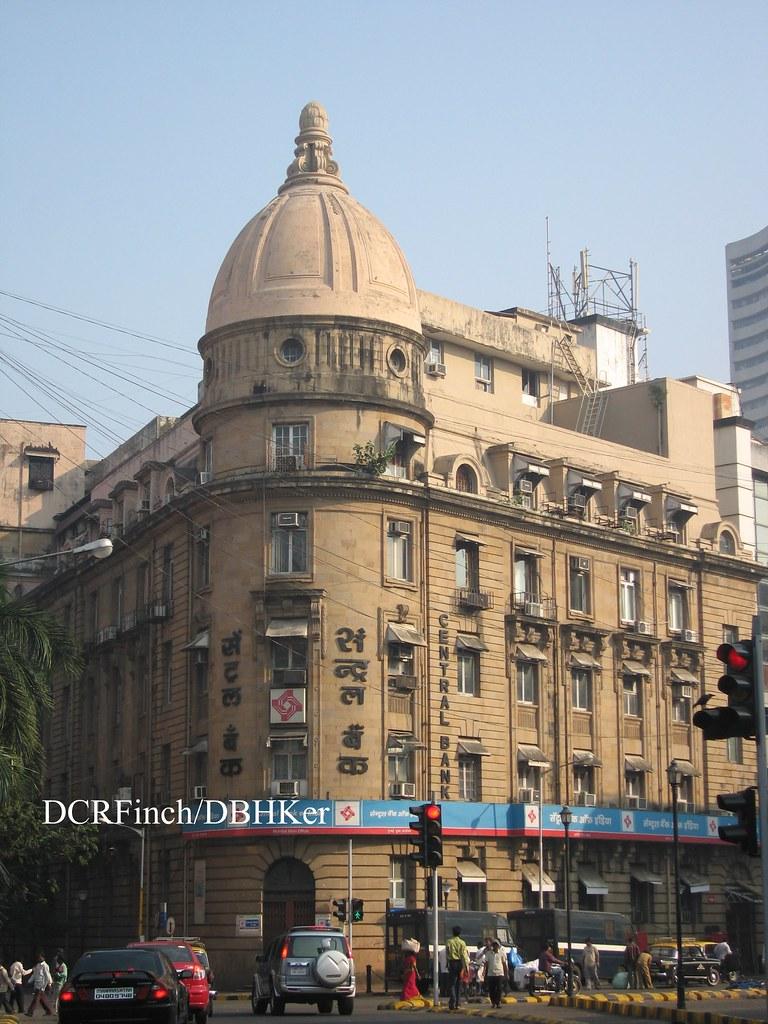 bank of india mumbai central branch