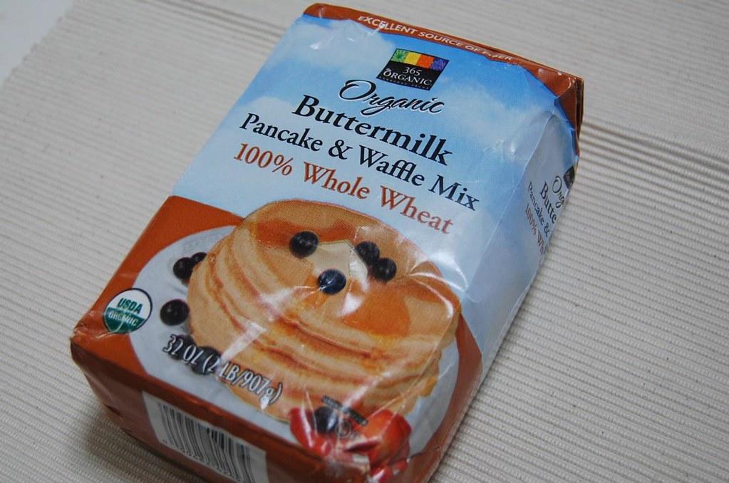 Pan Cake Whole Wheat For Recipe