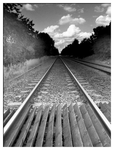 Track to Infinity (314/365) | by Reckless Times