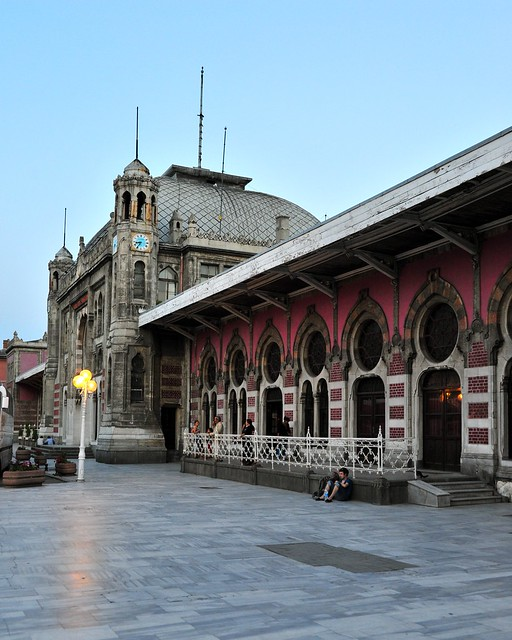 orient express station istanbul flickr photo sharing. Black Bedroom Furniture Sets. Home Design Ideas