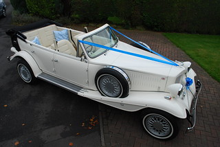 The only Long bodied Beauford in the area | by Calypso Wedding Cars of Wigan