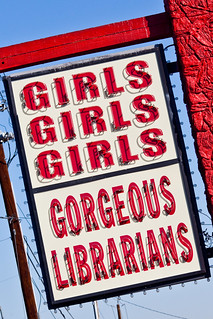 Gorgeous Librarians | by Thomas Hawk