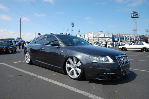 Air Ride Audi A6 Waterwerks Nw 2010 Jeremy Flickr