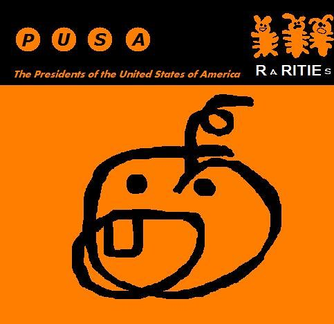 presidents of the united states of america rarities by alex bristow from bristol - Presidents Of The United States Of America