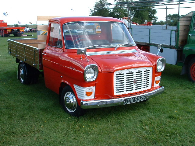 mk1 ford transit pickup ford transit mk1 bull nosed pick flickr. Black Bedroom Furniture Sets. Home Design Ideas