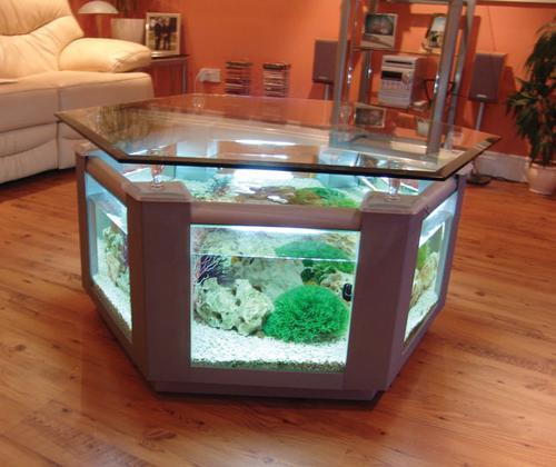 Black Coffee Table Fish Tank: Amazing Fish Tanks E-fishingnews