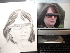Julia Kay's Portrait Party by See The Easy Life