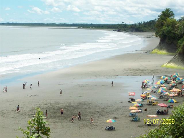 Playa Ladrilleros | Reserva Aguamarina - Ladrilleros ...