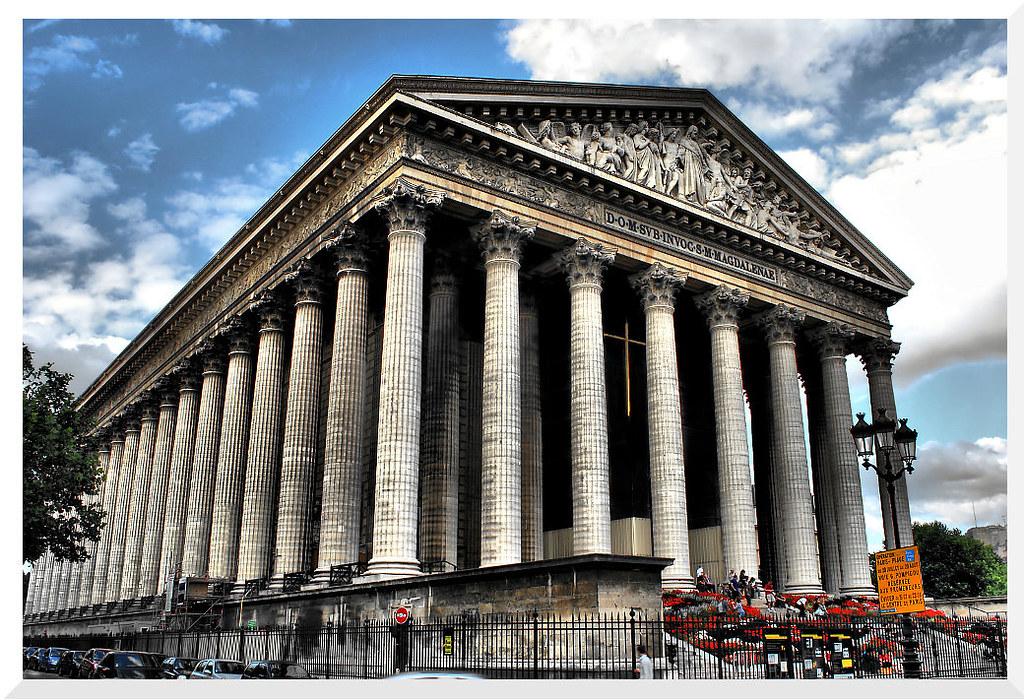 Iglesia de la madeleine la iglesia de la madeleine es un - La maison de la truffe madeleine ...
