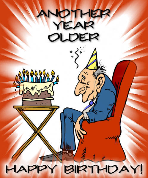 Old Man's Birthday