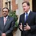 PM and President Zardari