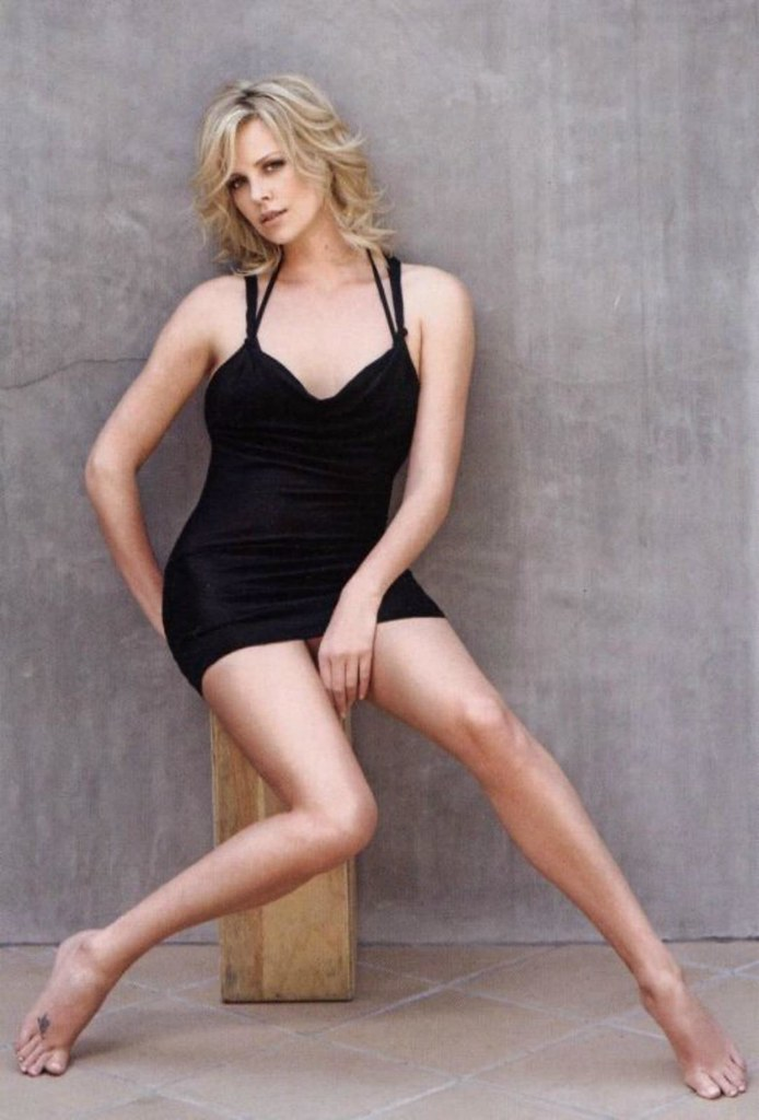 Charlize Theron (55)  ... Charlize Theron