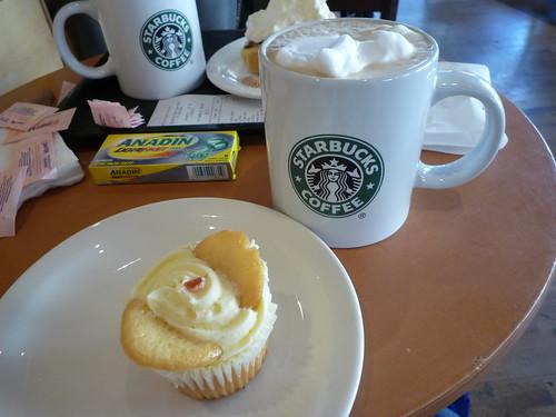 White Cake Calories