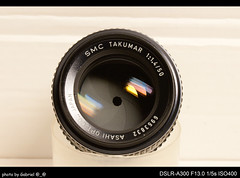SMC Takumar 50mm f1.4 (M42)