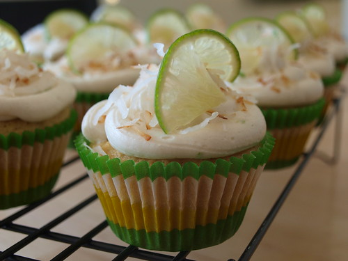 Coconut Lime Cupcakes | by The Artist Formerly Known as Batgirl