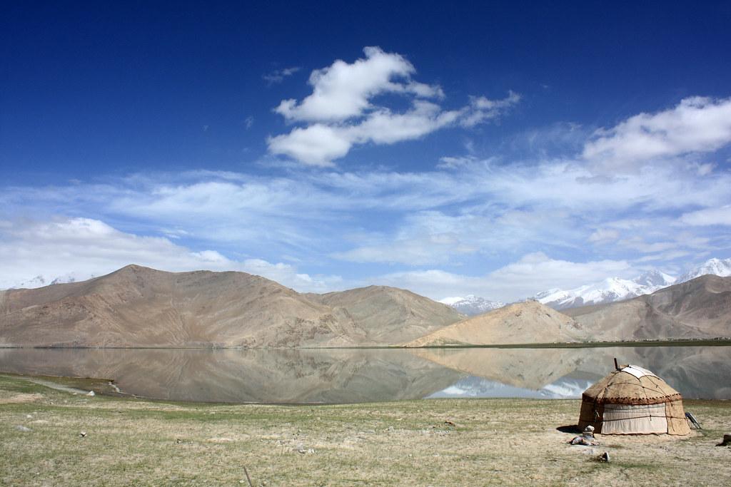 Karakul Lake Yurt Kyrgyz Yurt in Karakul Lake