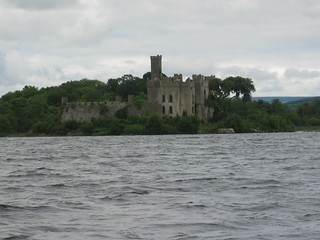 Castle Island, seen from Lough Key | by timiat