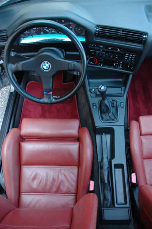 1988 Bmw E30 M3 21 1988 Bmw E30 M3 Coupe Chassis No