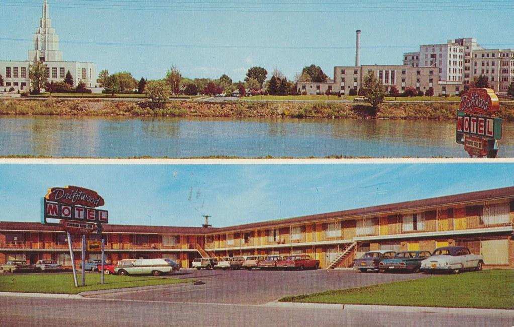 Driftwood Motel - Idaho Falls, Idaho