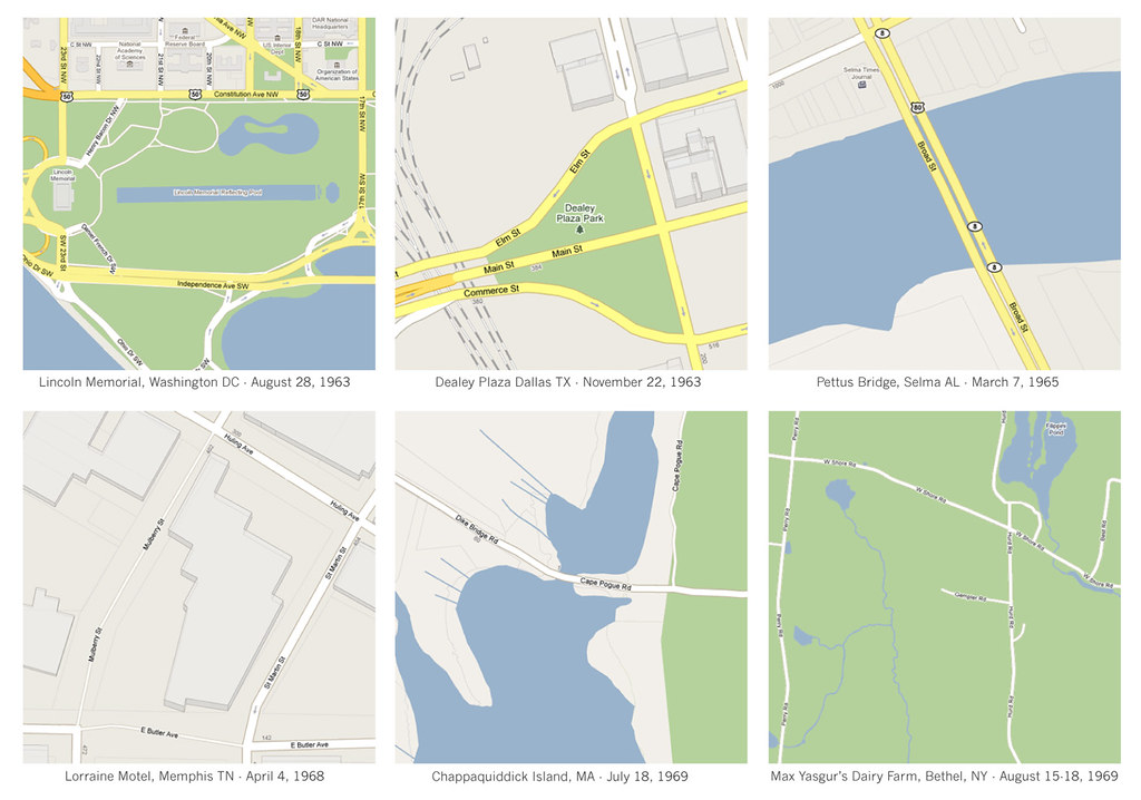 Six Google Maps from the Sixties   This idea was buzzing aro…   Flickr