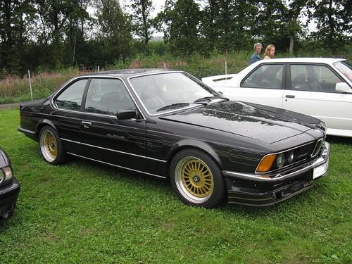 Bmw Alpina B7 Turbo Coupe Nakhon100 Flickr