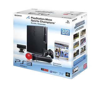 PlayStation 3 - 320GB Move Bundle | by PlayStation.Blog