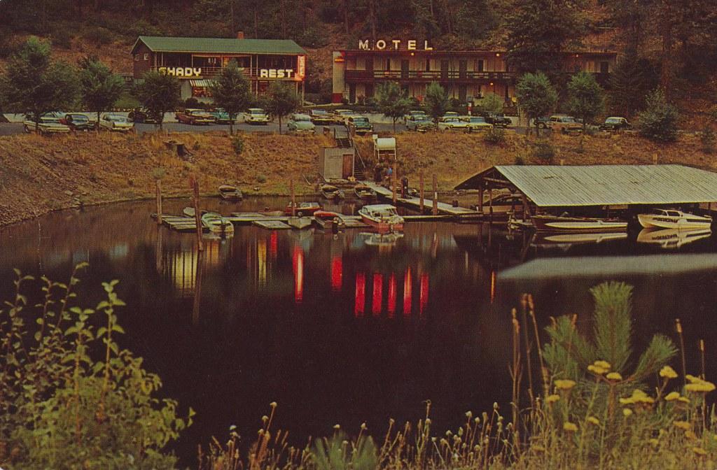 Shady Rest Motel - Coeur D'Alene, Idaho