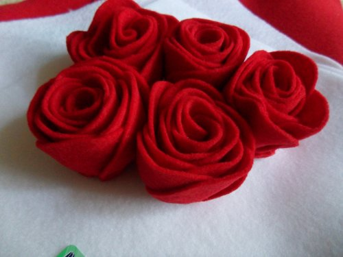 Rose Making Craft