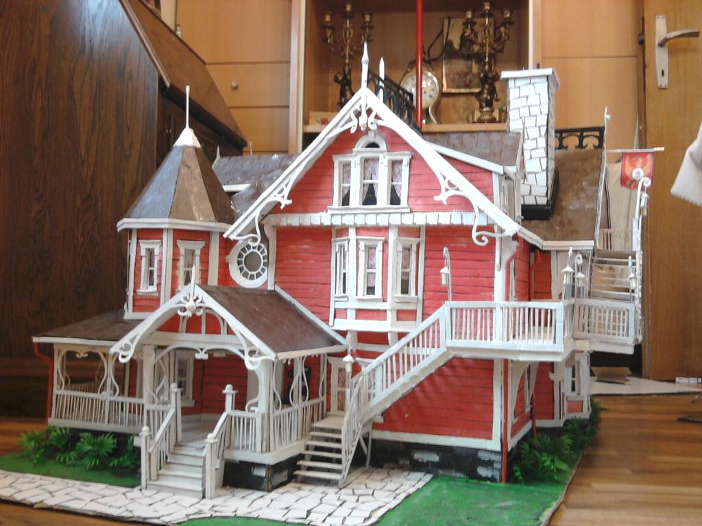 Coraline House Model Flickr