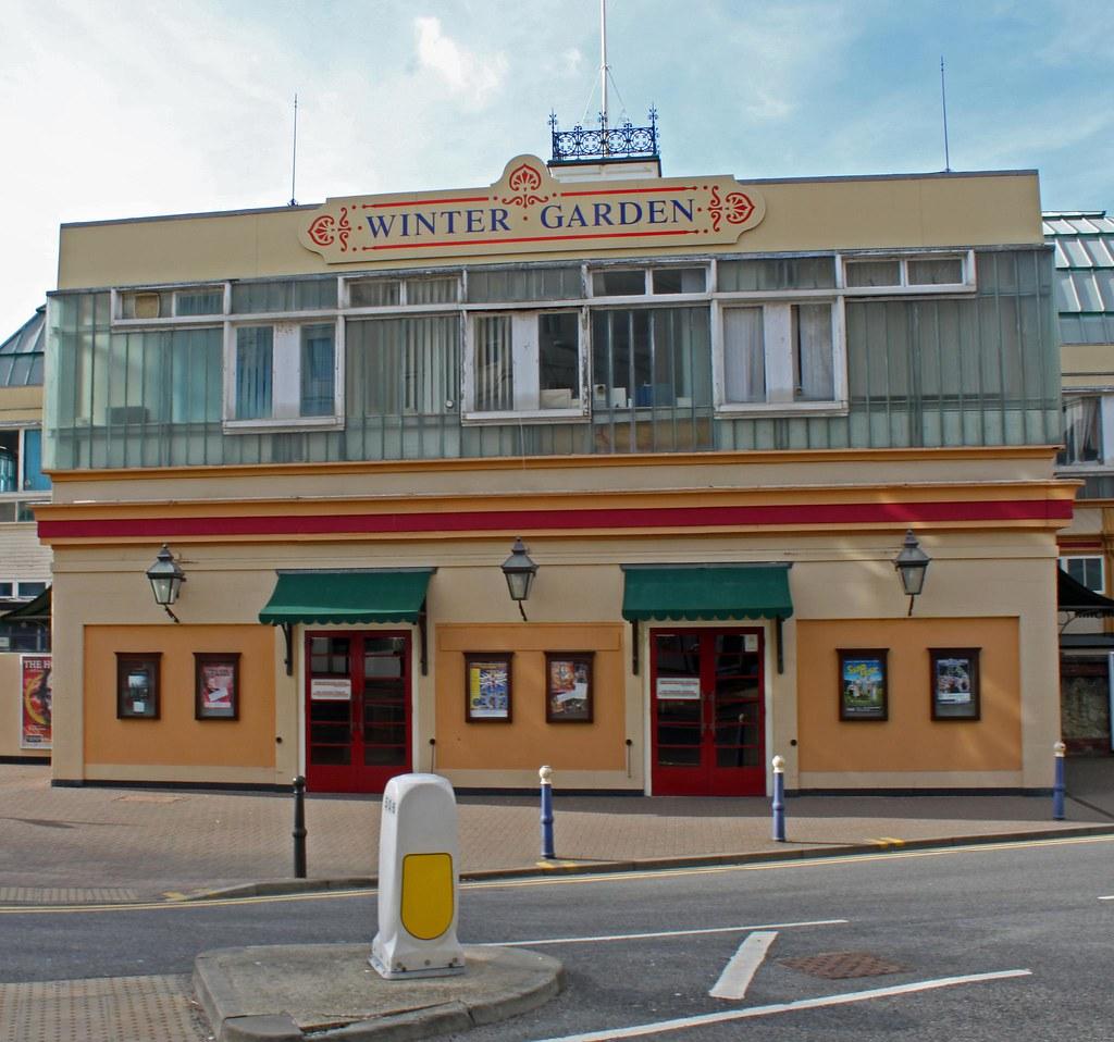 winter garden theatre eastbourne flickr