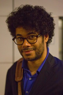 Richard Ayoade | by Paul R Bednall