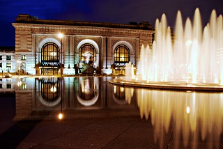 The fountain at Union Station | by Jim Nix / Nomadic Pursuits