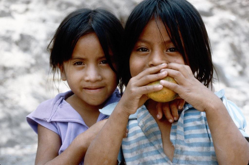 Refugees, San Salvador, 1983 | by Marcelo  Montecino