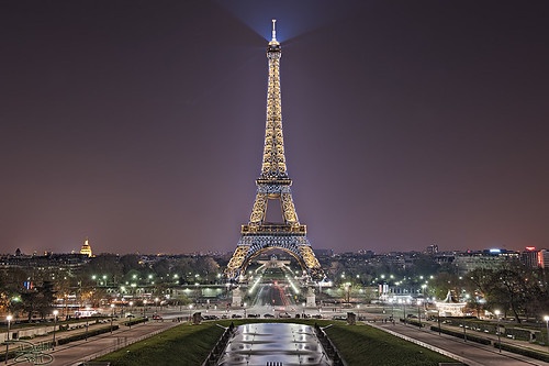 Eiffel Tower - Paris | by DiGitALGoLD