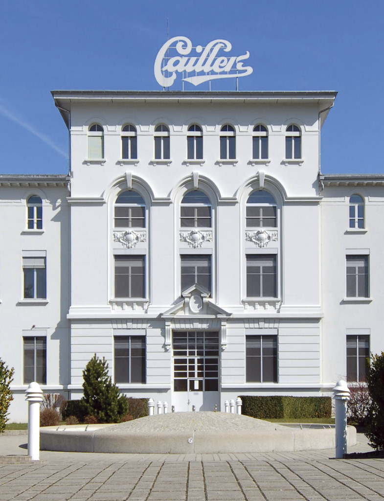 Cailler Chocolate Factory Tour Switzerland