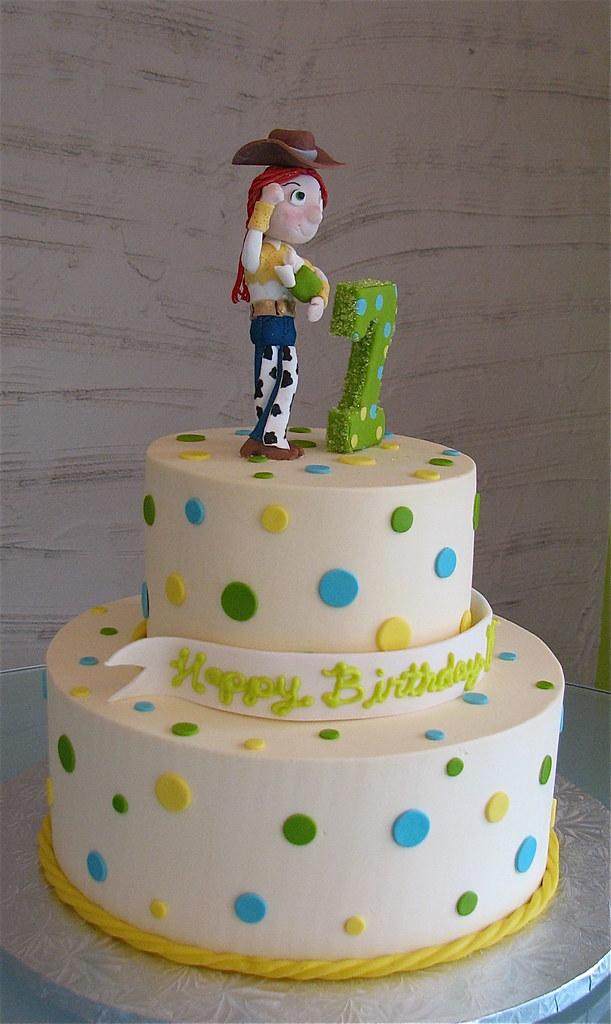 Toy Story Birthday Cake Zoe Lukas Flickr